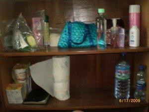 A few essential items