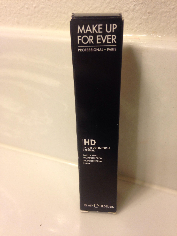Make Up Forever HD Primer