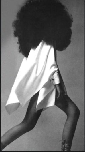 Photo by Richard Avedon, 1968.